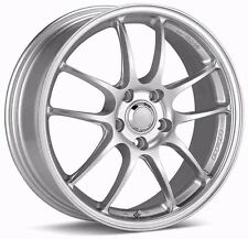 Enkei Racing Series - PF01 17x7.5 5x114.3 Silver Paint +45mm 460-775-6545SP