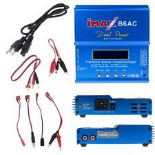 High Qu-IMAX B6AC LiPro Balance Charger LiIon/LiPo/LiFe NiCd Discharger UK Plug