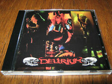 "DELERIUM / PHLEBOTOMIZED / AWAKENING ""Holland Death Metal Cult Vol 1"" CD"