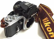 Nikon F2 Photomic S DP-2 35mm SLR MF Film Camera Excellent Condition from Japan
