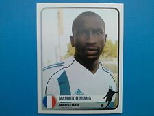 PANINI CHAMPIONS OF EUROPE 1955 - 2005 - N.244 NIANG MARSEILLE