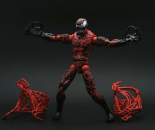 "Universe Super Hero Spiderman CARNAGE 6"" Action Loose Figures Toy MJ39"