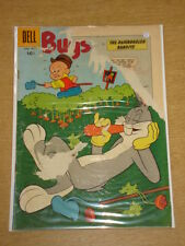 BUGS BUNNY #62 FR (1.0) DELL COMICS AUGUST 1958