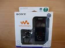Sony Walkman NWZ-S638F Negro (8GB) Digital Media Player XXX de vacaciones XXX