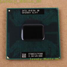 Intel Core 2 Duo T9300 2.5 GHz 6 MB Dual-Core (FF80576GG0606M) CPU Processor