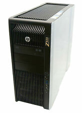 HP Z820 Workstation Intel XEON E5-2620 6-Core x2 (12-Core) 2.0GHz 16GB RAM 500GB