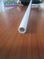 PROFILI IN PVC BIANCO TUBO D.16X1,9 DA MT. 1