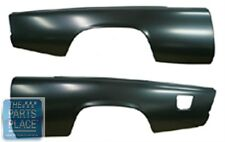1953-61 Studebaker 2 Door Coupe Factory Style Rear Fenders - Now Available!