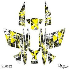 *NEW* SLED GRAPHIC WRAP FOR SKI-DOO MINI Z 120cc 2003-2008 SL0192