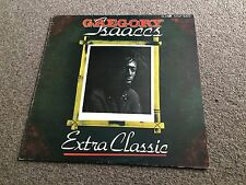 GREGORY ISAACS - EXTRA CLASSIC - 1980 LP LEE PERRY PROD. EX - LOOK IN EBAY SHOP!