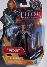 MARVEL.THOR ACTION FIGURE. SWORD SPIKE THOR. UNOPENED. MINI. 3.5 INCHES.