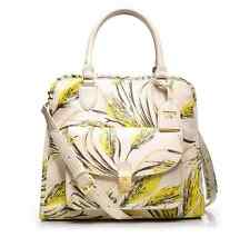 Auth. Tory Burch Wheat Combo Print Priscilla Tote 12139864 (VERY RARE!!) LARGE.