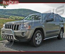 JEEP GRAND CHEROKEE WK 2005-2010 SIDE BARS +GRATIS / STAINLESS STEEL