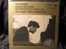 P. Tschaikowsky - Klavierkonzert Nr.1 b-moll / Cliburn