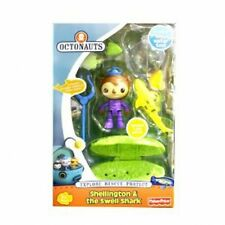Octonauts Action Figure Rescue Kit 'Shellington And Swell Shark' Toy New Gift