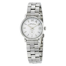 Marc by Marc Jacobs Baker White Pearlized Finish Dial Ladies Watch MBM3246