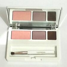 ★ CLINIQUE COLOUR SURGE Eye Shadow Trio - STRAWBERRY FUDGE Beach Plum CHOCO CHIP