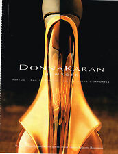 PUBLICITE ADVERTISING 025  1994  DONNA KARAN   parfum femme