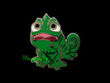 Green CALM PASCAL the Chameleon from TANGLED Disney 2014 Pin