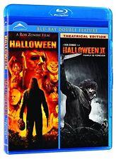 NEW Rob Zombie's Halloween / Halloween 2 (Double Feature) [Blu-ray]
