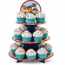 Wilton PAW PATROL Cupcake Treat Stand 3 Tier; Birthday Party Theme!