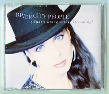 The River City People - (What's Wrong With) Dreaming -  Mint 1990 Cd Single
