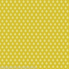 True Colors Lady Bug in Mustard Seed by Tula Pink, cotton quilting fabric