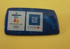 GM Canada Vancouver 2010 Sponsor Olympic Pin