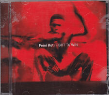 FEMI KUTI - fight to win CD