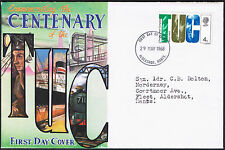100th Anniversary of TUC - Commemorative First Day Cover 29th May 1968 - SG767