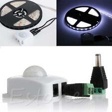 Automatique 12V-24V 10A Infrarouge PIR commutateur capteur Pour LED Light Strip