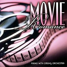 Movie Romance by Various Artists (CD, Oct-2002, Avalon Records)- New Age & Easy