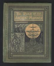 The RIME of the ANCIENT MARINER (1888) Gustave Dore, Samuel Taylor Coleridge 1st