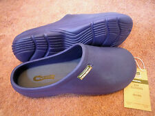NEW Town & Country blue Eva CLOGGIES--Size 10 UK adult.
