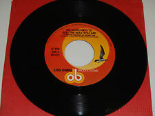 LOS OMNI Just The Way You Are / My Life 45 OB SPANISH POP BILLY JOEL 1979 RARE