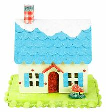 Sizzix Bigz XL 3D Country Cottage die #658743 Retail $39.99 Make your own town!!