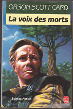 La Voix des morts Orson Scott Card