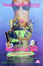 Class Of Nuke Em High 2 Poster 01 A2 Box Canvas Print