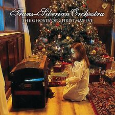 TRANS SIBERIAN ORCHESTRA - GHOSTS OF CHRISTMAS EVE (CD) sealed
