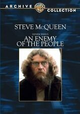 AN ENEMY OF THE PEOPLE (1978 Steve McQueen) Region Free DVD - Sealed