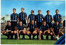 Cartolina Squadra Inter – FC Internazionale 1966/67