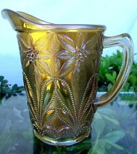 "IMPERIAL""ANTIQUE/VINTAGE""MINT+PRFc1911""CARNIVAL GLASS""SMOKE""POINSETTIA""PITCHER"