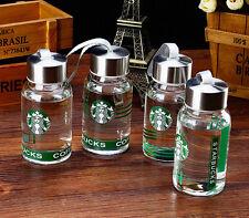 Mini charm 145 ML Starbucks pattern Water Bottle Coffee Mug Glass Drinking Cup
