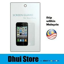 Apple iPhone 4/4S (Front & Back) Anti-Fingerprint Matte Screen Protector