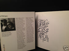 "123 KLAN DESIGN AND DESIGNER ""SIGNED"" SCIEN & KLOR GRAFFITI"