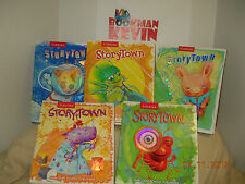 Harcourt Storytown Grade 1 /1-1 to 1-5 Student reading textbook  bundle G (R7)