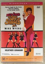 Austin Powers - The Spy Who Shagged Me (Mike Myers) DVD LIKE NEW (Region 4)
