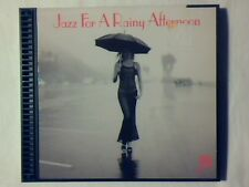CD Jazz for a rainy afternoon CHARLES BROWN WOODY SHAW WALLACE RONEY HANK JONES
