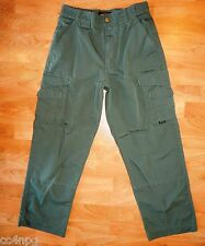 Tru Spec tactical cargo pants 9 Pockets Military Army Green Hunting 30 x 32