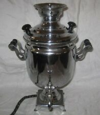 Vintage/Antique Branded Electric Coffee/Tea/Hot Chocolate Cooker/Urn/Server